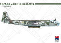 H2K72039 Arado 234 B-2 First Jets ex-Dragon