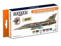 HTK-CS50 South African Air Force paint set vol. 1 -- ORANGE LINE