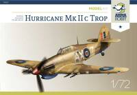 70037 Hurricane Mk IIc trop Model Kit