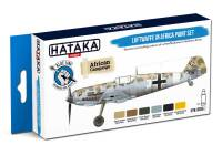 HTK-BS06.2 Luftwaffe in Africa paint set – BLUE LINE