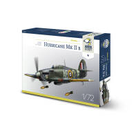 70043 Hurricane Mk II b Model Kit