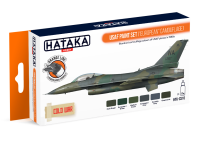 HTK-CS10 USAF Paint Set European Camouflage --> ORANGE LINE