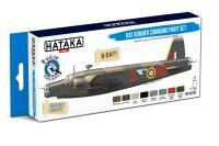 HTK-BS102 RAF Bomber Command paint set – BLUE LINE