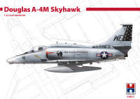H2K72017 Douglas A-4M Skyhawk -Black Sheep