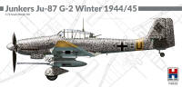 H2K72022 Junkers Ju-87 G-2 Winter 1944/45