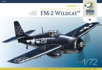 FM-2 Wildcat, model kit 1/72