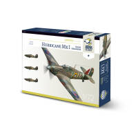 70024 Hurricane Mk I Allied Squadrons Limited Edition