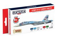 HTK-AS83 Ultimate Su-33 Flanker-D paint set
