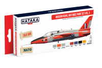 HTK-AS70 Modern Royal Air Force paint set vol. 3