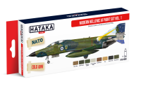 HTK-AS68 Modern Hellenic AF paint set vol. 1